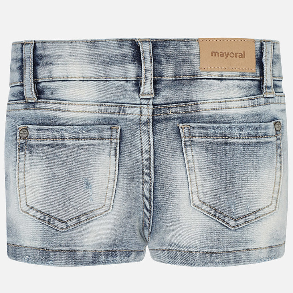 Mayoral Short - bleached - 7 ans