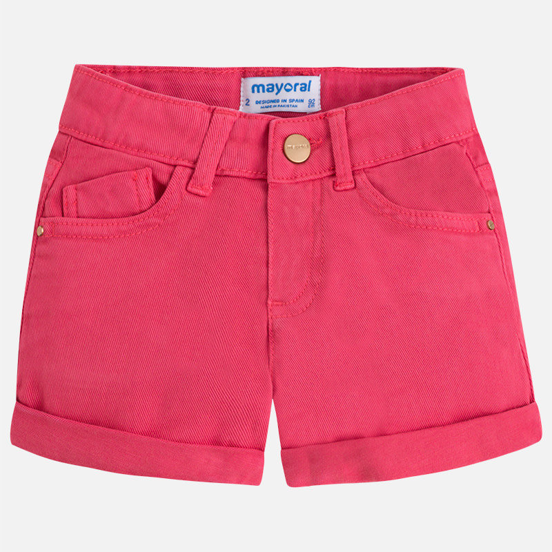 Mayoral Short denim - pétunia -