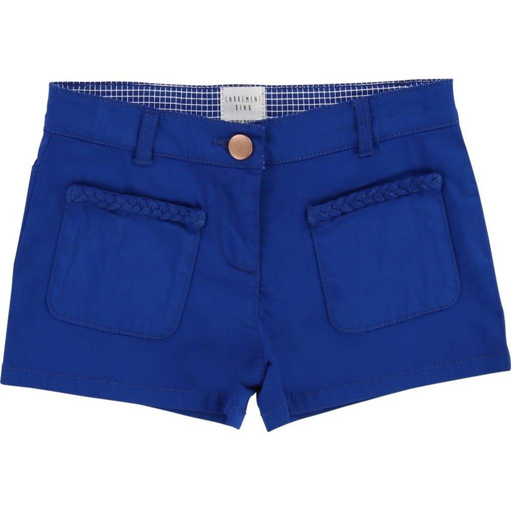 Carrément Beau Short - bleu royal - 6 ans