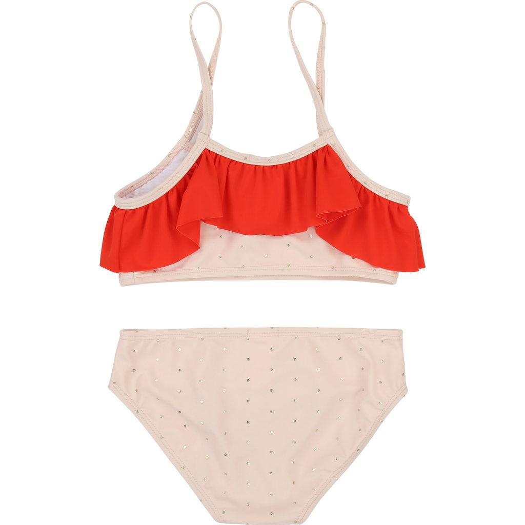 Carrément Beau Bikini - rose corail -