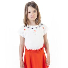 Carrément Beau Tshirt - off white - 4 ans