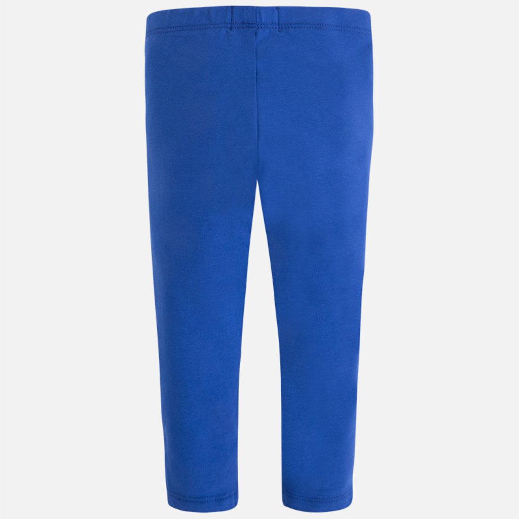 Mayoral Legging corsaire - bleu - 7 ans
