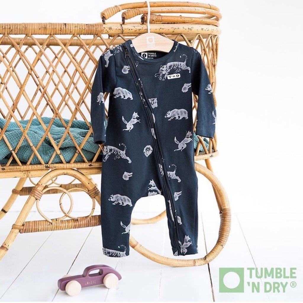Tumble N Dry Pyjama - noir -