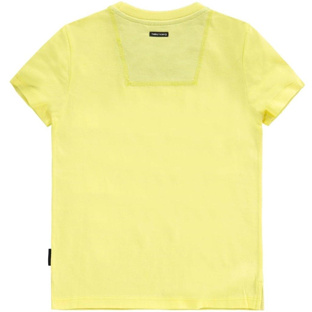 Tumble N Dry Tshirt - jaune néon -