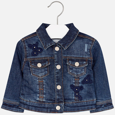 Mayoral Manteau denim doublé - 36M -