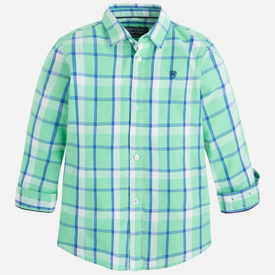 Mayoral Chemise - roquette - 4 ans
