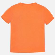 Mayoral Tshirt - maracuya - 8 ans
