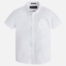 Mayoral Chemise manches courtes - blanc -