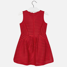 Mayoral Robe - rouge - 12 ans