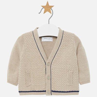 Mayoral Veste tricot - dune -