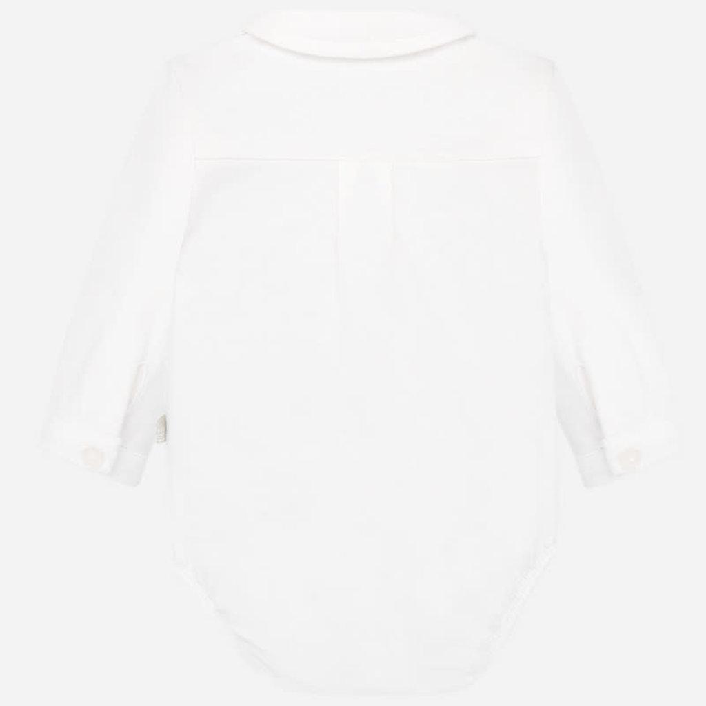 Mayoral Body chemise - ecru -