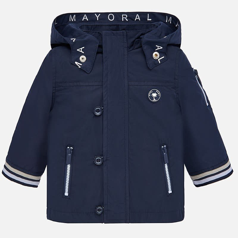 Mayoral Coupe-vent - marine - 6M