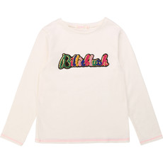 Billie Blush T-shirt - rice -