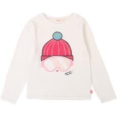 Billie Blush T-shirt - rice -