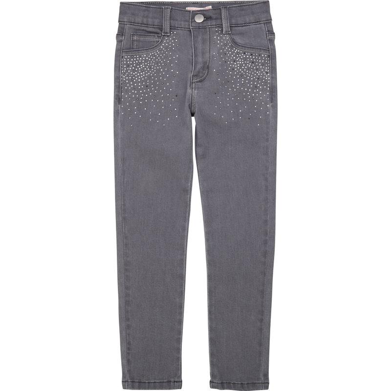 Billie Blush Pantalon  denim  - grey -