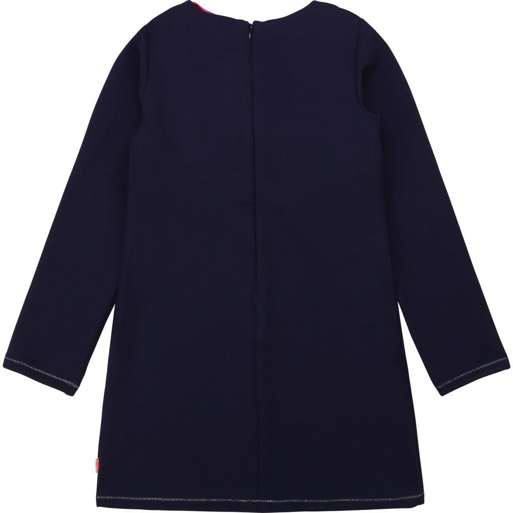 Billie Blush Robe - indigo blue -