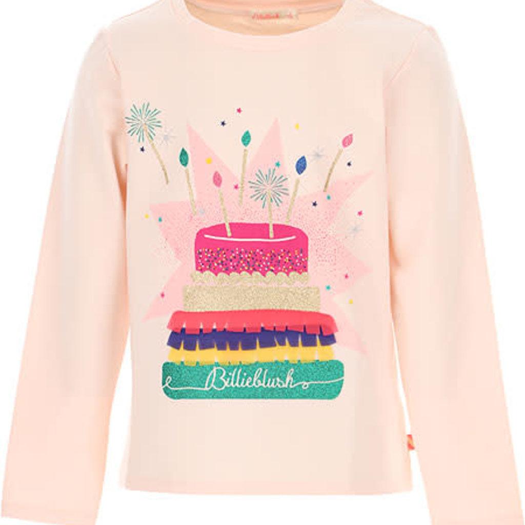 Billie Blush T-shirt - rose pale
