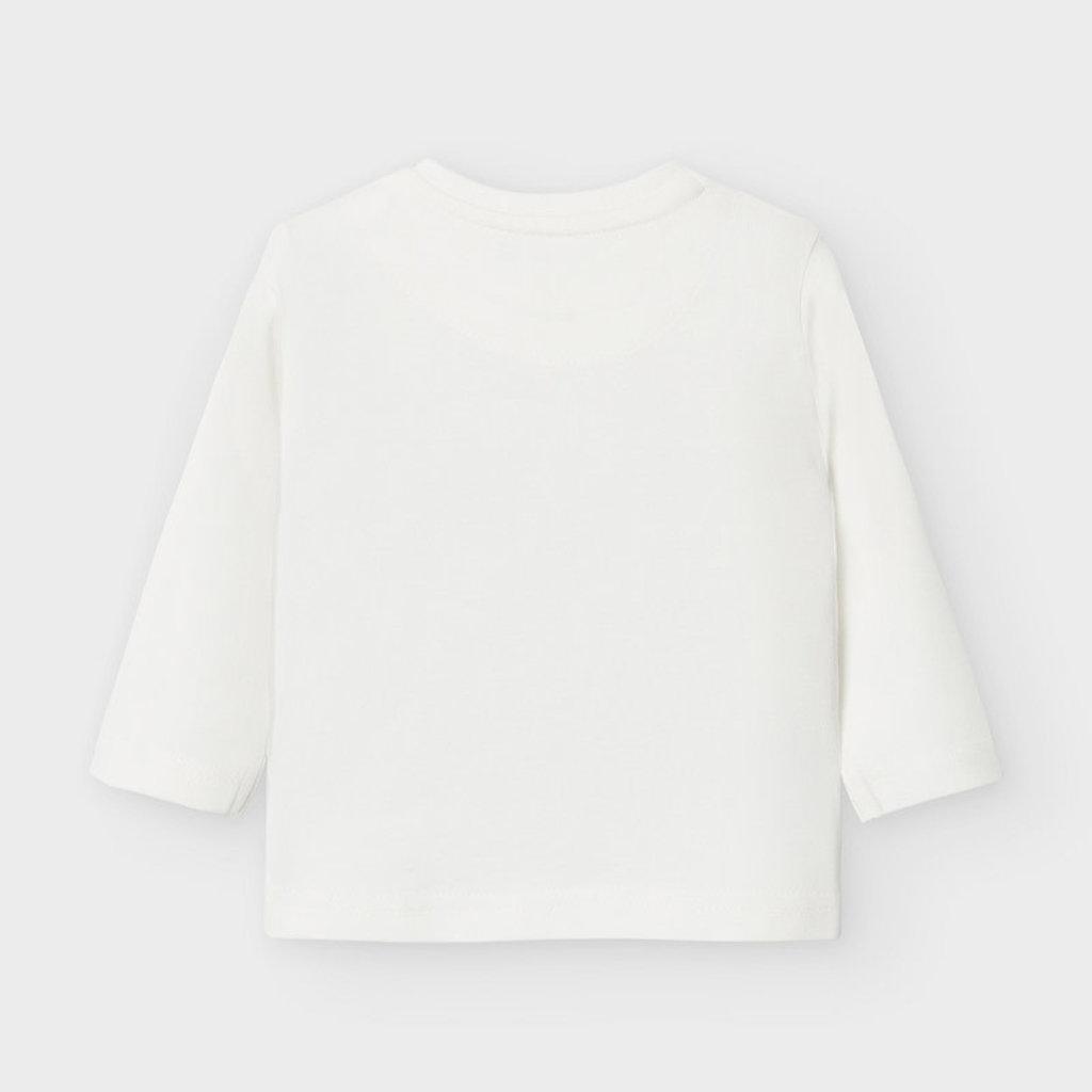 Mayoral Chandail - blanc neige -