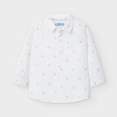 Mayoral chemise imprimé - chiens -