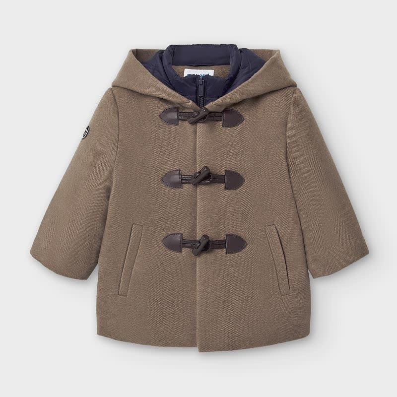 Mayoral parka - taupe -