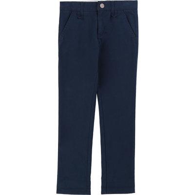 Carrément Beau Pantalon chino - bleu cargo -