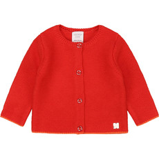 Carrément Beau Cardigan tricot - minium -
