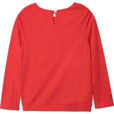 Carrément Beau T-shirt manches longues - minium