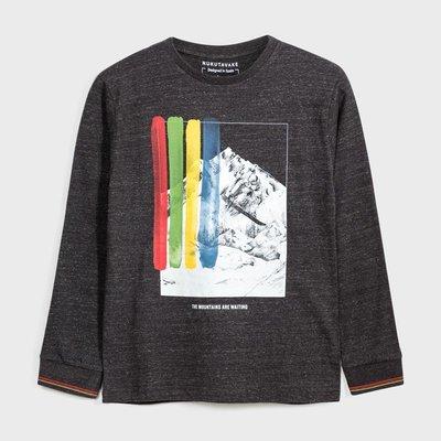 Mayoral T-shirt - asphalte -