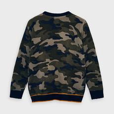 Mayoral Chandail camouflage - marine -