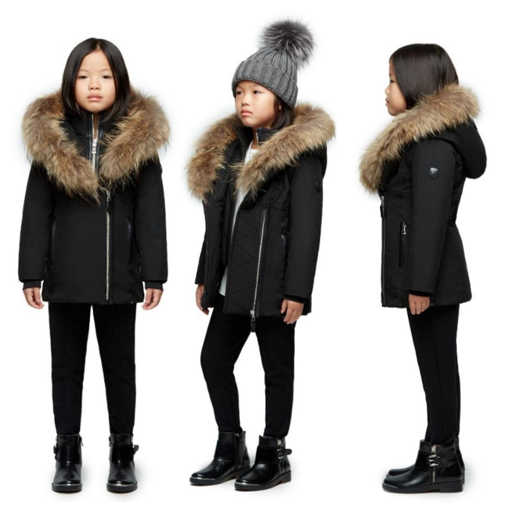 Manteau - noir -
