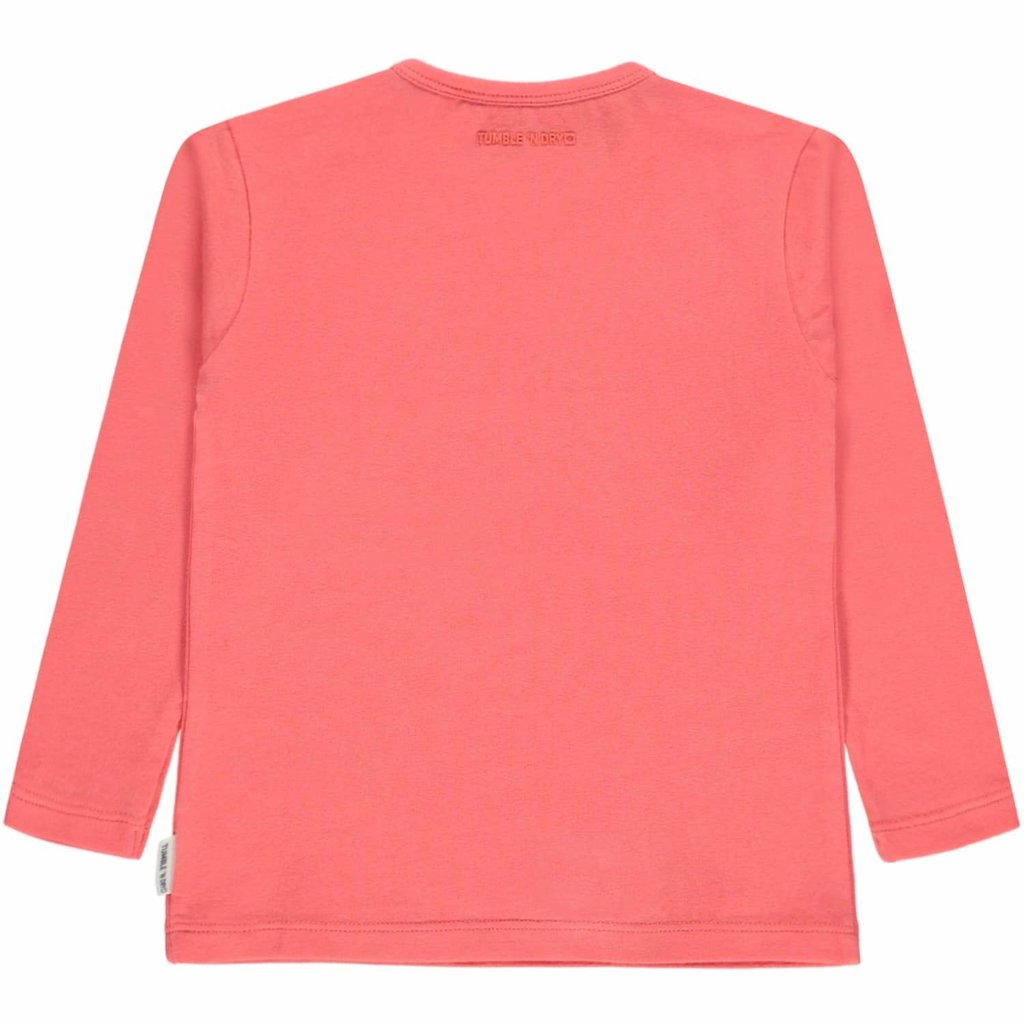 Tumble N Dry Chandail - deep coral -