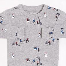 Petit Lem Pyjama - hockey sur lac -