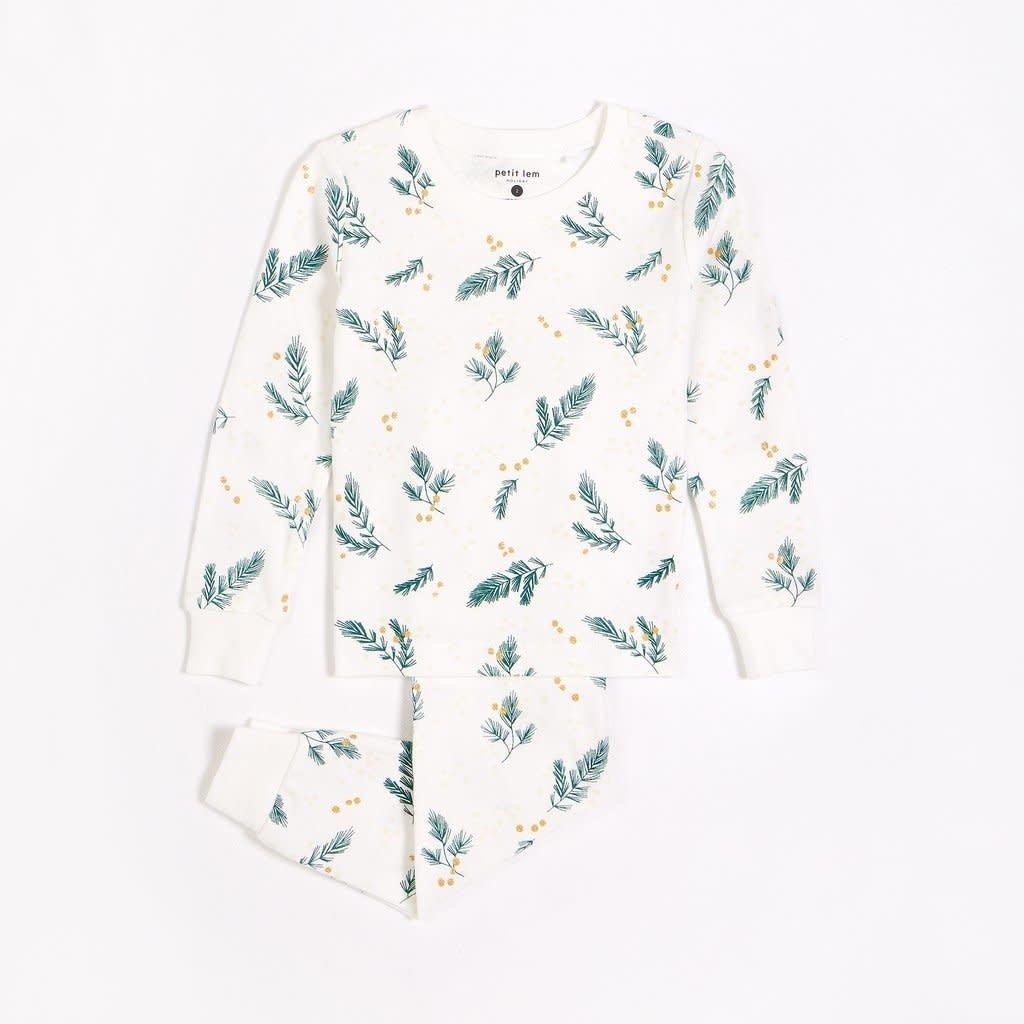 Petit Lem Pyjama - branches de gui -