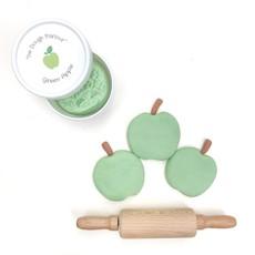 The Dough Parlour Pâte à modeler - pomme verte -