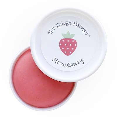 Pâte à modeler - fraises -