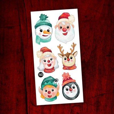 Pico Tattoo Tattoo - Noël au Pôle Nord