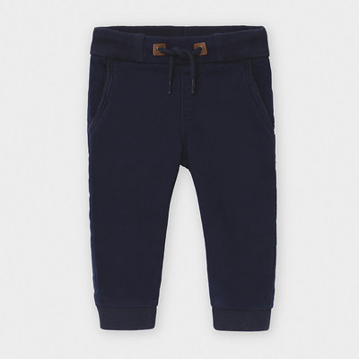 Mayoral pantalon jogger soft - bleu -