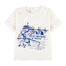 Petit bateau Tshirt - blanc -