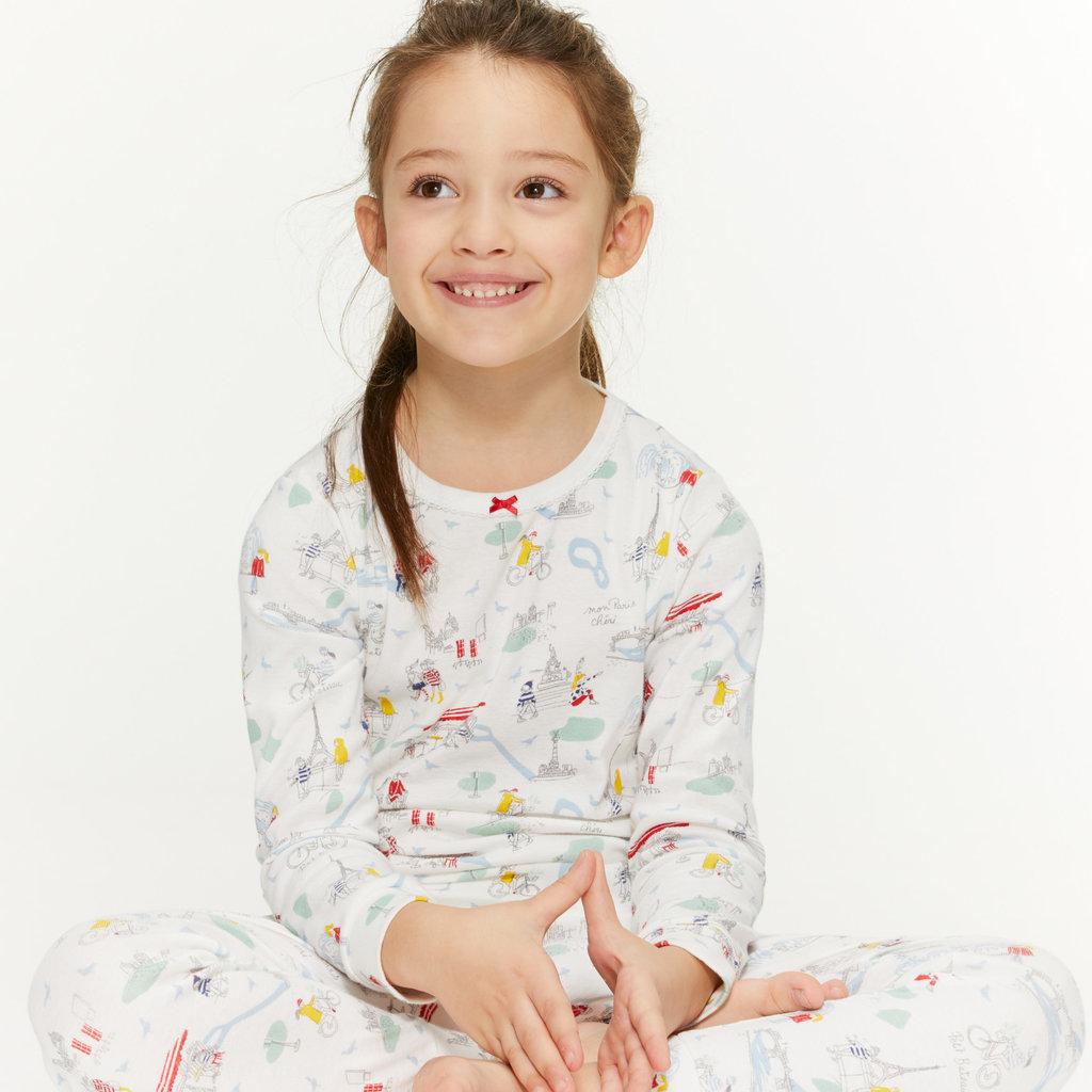 Petit Bateau Pyjamas - Blanc