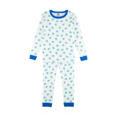 Petit Bateau Pyjama - tortues de mer -