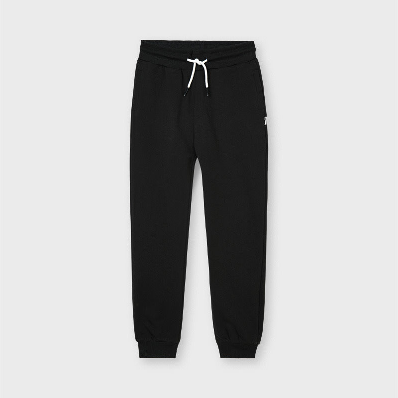 Mayoral Pantalon molleton basic - Vinyle