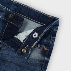 Mayoral Pantalon jean soft - denim moyen