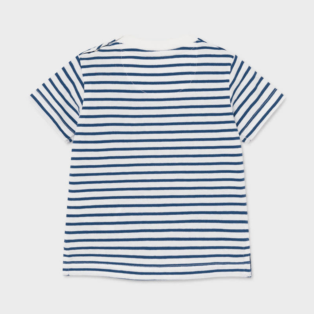 Mayoral T-shirt rayé - Outre-mer