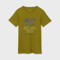 "Mayoral T-shirt ""naturel vibes"" - Amazone"