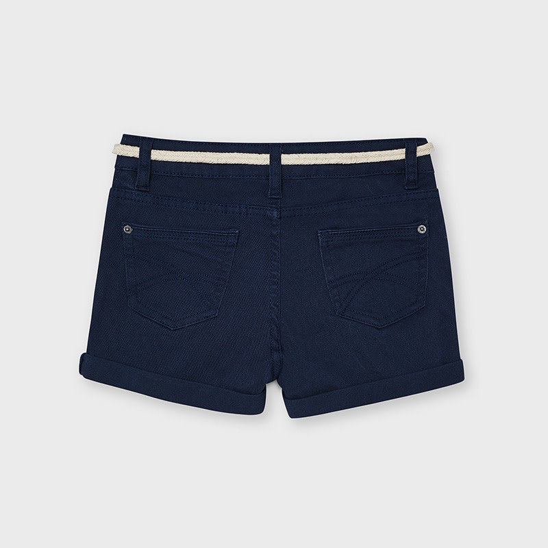 Mayoral Short serge basic - Nuit