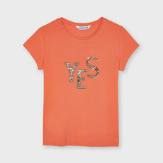 Mayoral T-shirt basic - Nectarine