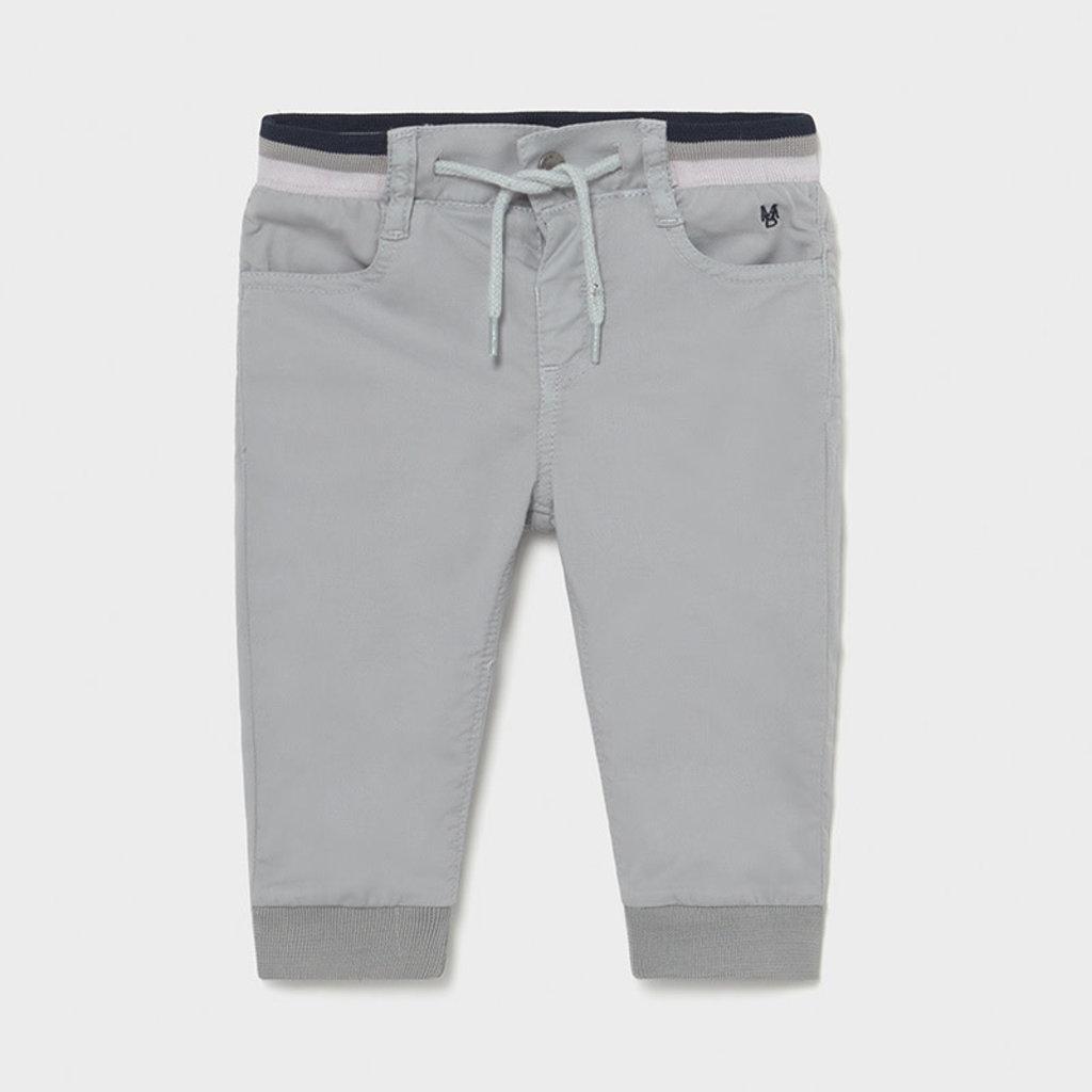 Mayoral Pantalon jogger - Brume
