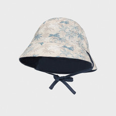 Mayoral Chapeau lin bébé - marine