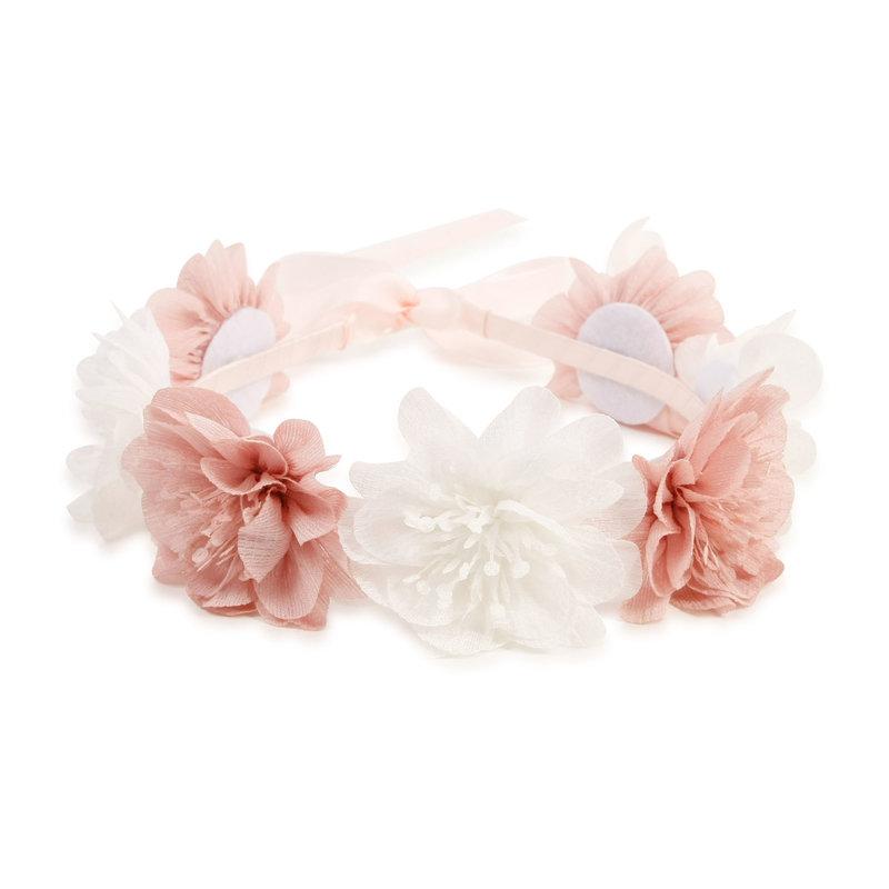 Carrément Beau Headband - fleurs - taille unique