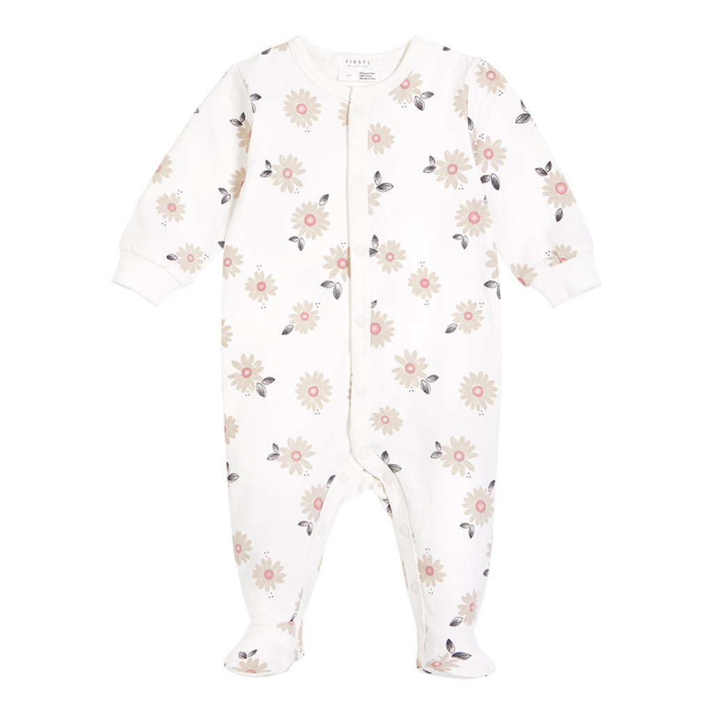 Petit Lem Pyjama - marguerites -